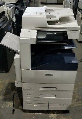 Xerox Altalink C8055 Color Copier - Low Meter 90 Day Wrnty