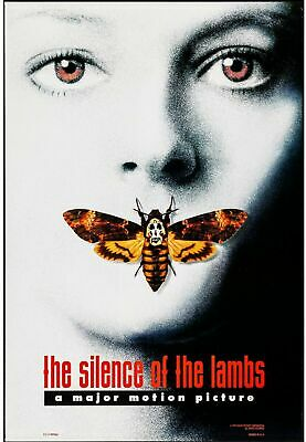 The Silence of the Lambs (Orion 1991) Rolled Very Fine+ One Sheet Poster 27