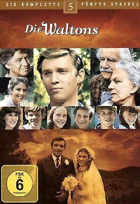 WALTONS Complete Series 5 DVD 5th Five Fifth Season Original R2 UK Compatibl New