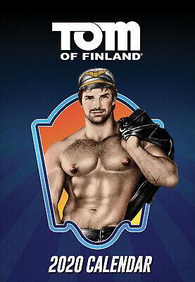 Tom of Finland Calendar 2020 - FULL COLOR (print, gay, -