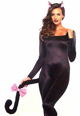 Leg Avenue Darling Kitty Kit Headband Tail Bow Sexy Halloween Costume 3733 Cat