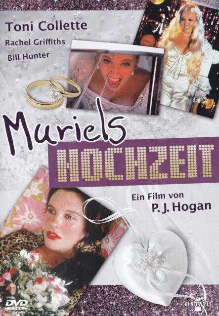 MURIELS HOCHZEIT - DVD - TONI COLLETTE, RACHEL GRIFFITHS, BILL HUNTER u.a.