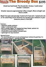 Brand New Hand Made Chicken Brooder – THE BROODY BOX Ningi Caboolture Area Preview
