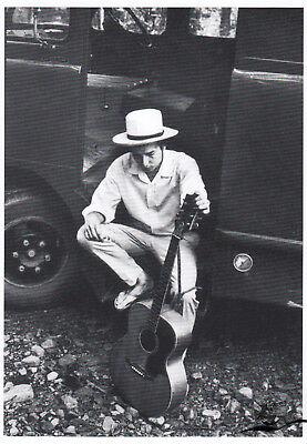 Kunstkarte: Elliott Landy - Bob Dylan