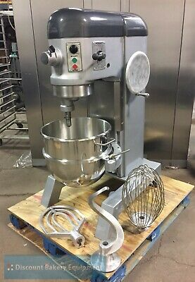 Hobart 60qt Mixer Model H-600 - Rebuilt With Warranty