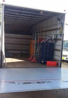 $70/h for 2men+tail lift gate/// Brisbane to Sydney half price Sydney City Inner Sydney Preview