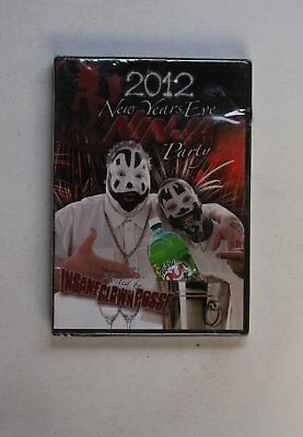 ew Years Eve Ninja Party DVD Still Sealed ICP Wrestling (New Years Eve Party)