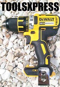 DeWalt DCD790-XE 18V XR Li-Ion Cordless Brushless Drill Driver - AUSSIE MODEL