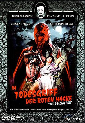 Edgar Allan Poe - IM TODESGRIFF DER ROTEN - Tod Der Roten Maske