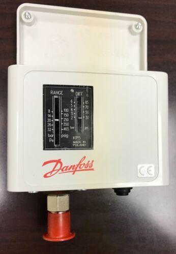 Danfoss KP 5 Pressure Control 060-117166 for Refrigeration