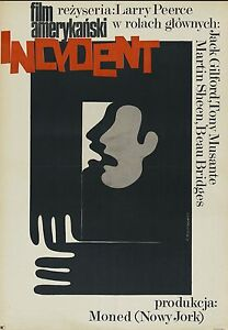 THE-INCIDENT-Movie-Poster-RARE-European-Version-WWII