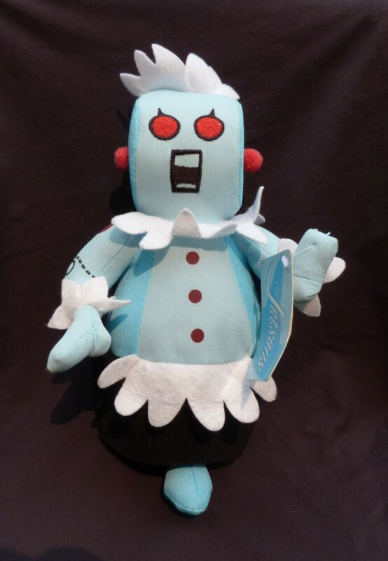 Jetsons Rosie Robot Plush 10 inch With Tag