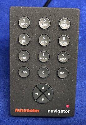 Raymarine Raytheon Autohelm ST80 Navigator Remote Display Keypad Z214