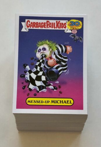 2015 Garbage Pail Kids 30th Anniversary Base Cards - Pick Your Own!