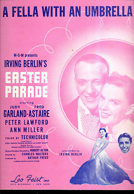 EASTER PARADE Sheet Music