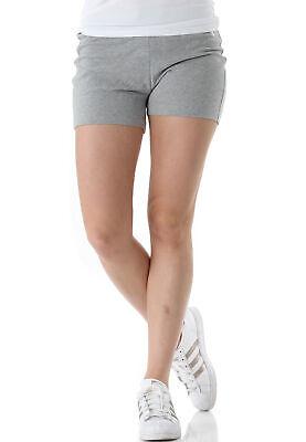 Champion Damen Shorts (Champion Shorts Damen 11476 S19 EM006 OXGM Hellgrau)