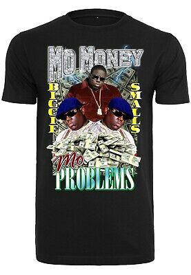 Notorious BIG Mo Money Mo Problems S-5XL Hip hop Oldschool Vintage Biggie - Vintage Hip Hop