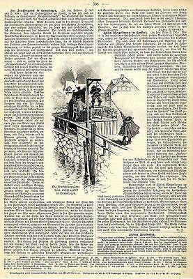 e beim Frühlingsfest (Groppenfasnacht) in Ermatingen c.1896 (Frühlingsfest)