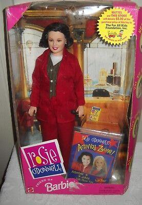 #7336 NIB Mattel Rosie O'Donnell Celebrity Fashion Doll (BAD BOX) Barbie Friend