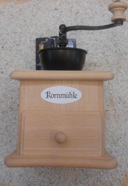 orig. Zassenhaus Kornmühle Buche natur neu