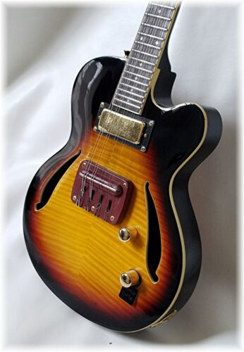 Mandolin 8 string, sunburst ,flame maple top + $70 custom By Dillion WOW!!