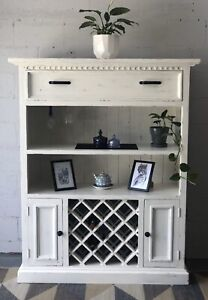 Unique wine cupboard