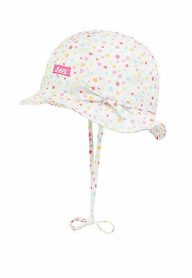 Döll Hut Mädchen Baby Mütze Babymütze Sonnenhut Sonnenschutz UV Schutz 30 NEU