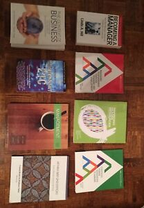 Textbooks for human resources management student