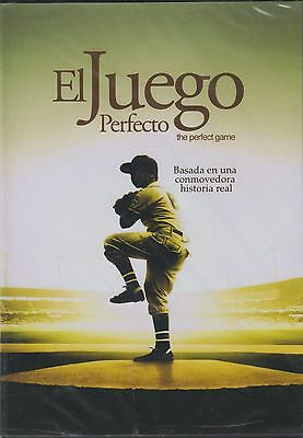 El Juego Perfecto   The Perfect Game Dvd New English   Spanish Audio