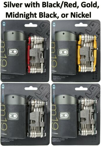 Crank Brothers m19 19-Function Bike Multi-Tool with Chain Breaker Torx Case