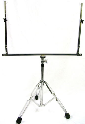 Chrome Tripod Steel Drum Stand