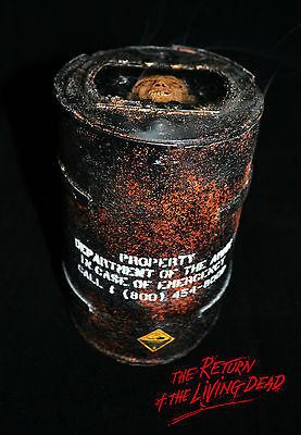 ROTLD Tarman Zombie Trioxin Barrel Prop Replica - Incense Burner - Halloween](Halloween Barrel Prop)