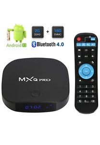 Android TV  Box with IPTV