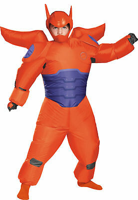 Baymax Red Inflatable Child Costume Big Hero 6 - Baymax Halloween Kostüme