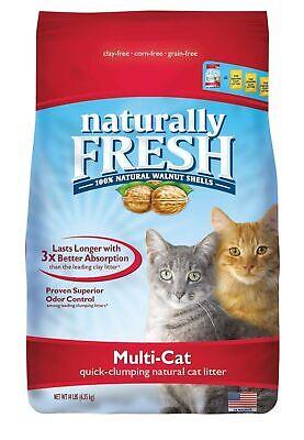 Blue Naturally Fresh Multi-Cat Clumping Cat Litter 14-lb bag