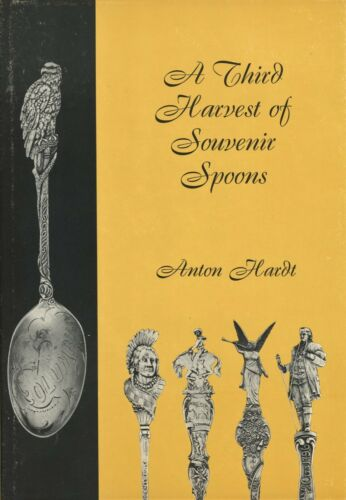 Antique Souvenir Spoons – People Places Holidays Etc. / In-Depth Pictorial Guide