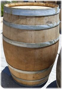 Oak wine barrels Bar Authentic Used Oak Wine Barrel Pickup Only California Central Coast The Wedding Room Used Wine Barrels Ebay