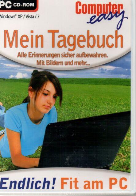 Computer easy: Mein Tagebuch - PC - Neu / OVP
