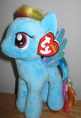 My Little Pony Merchandise (TY TOYS - MY LITTLE PONY - GENUINE PRODUCT -NEW WITH TY TAGS - NEW LOWER)