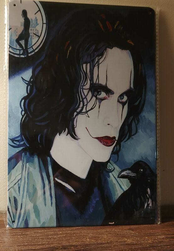 The Crow Movie Series Poster Style Wall Hanging *NEW DESIGN*