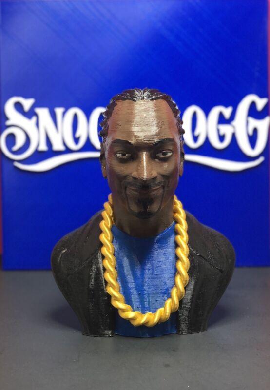 Snoop Doggy Dogg Bust Sculpture
