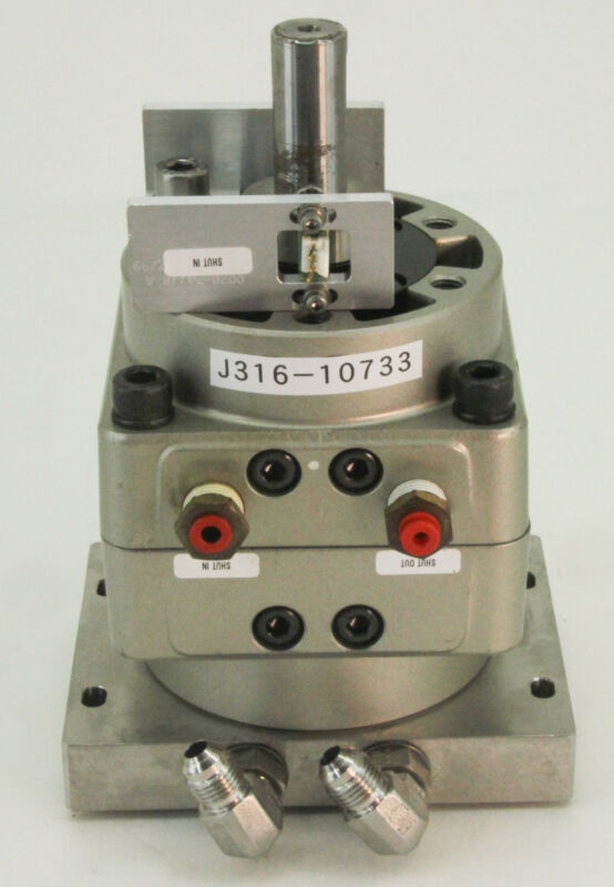 10733 Applied Materials Shut Actuator Rotary, 0040-21164, Ncrb80-180 0520-01002