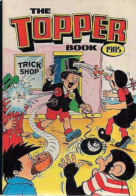 The Topper Book 1985 Annual (1216B)
