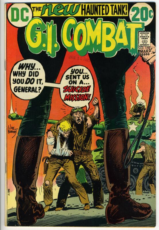 G. I. COMBAT #159 - Kubert