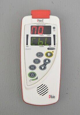 Masimo Rad-57 Pulse Co-oximeter Spco Spmet Wo Finger Sensor