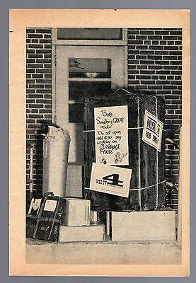 1962 Wbz Tv Ad   Bob Emory   Clubhouse Four  4  In Boston Massachusetts