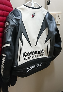 Joe Rocket Kawasaki Racing jacket