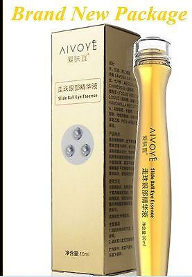 2 Pcs AFY Slide Ball Eye Essence Roll-on Hyaluronic Acid Eye Cream Anti-Wrinkle