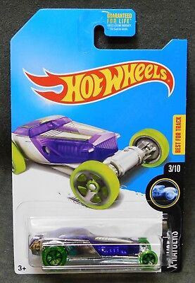 2017 Hot Wheels Car Hi-Roller - Kmart Exclusive Color - KDay - Q Case