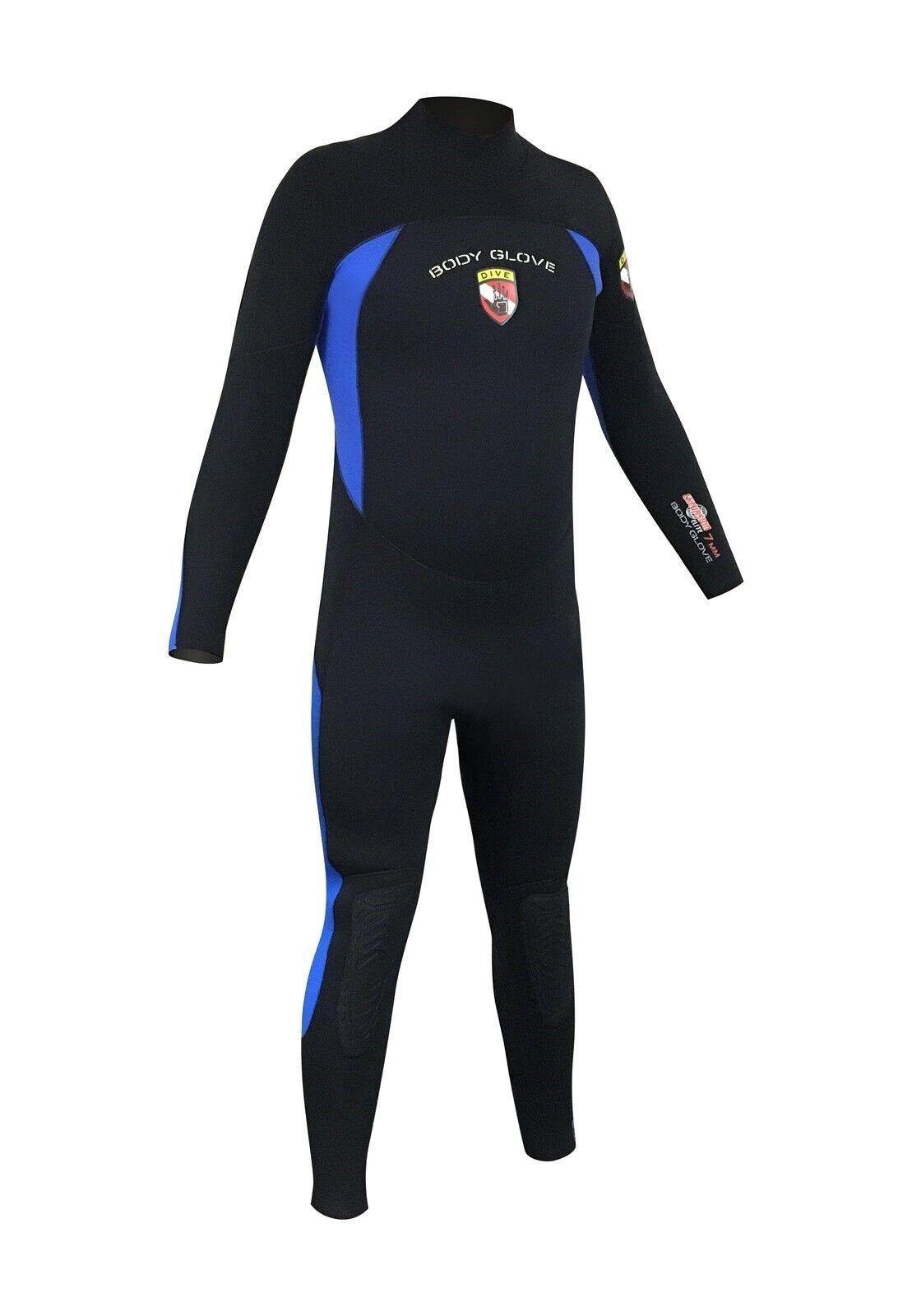 7mm Body Glove Excursion Elite Wetsuit Scuba Diving Dive Sui